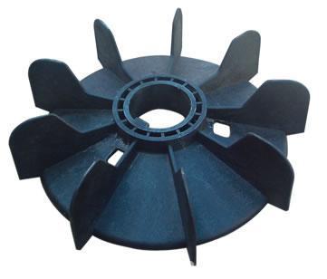 防爆電機配件之風扇葉作用與分類