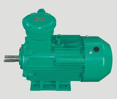 防爆电机常用冷却方式有哪些
